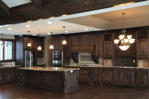 custom wood stain matching bismarck nd