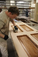 Precision Wood Finish Staining Gallery