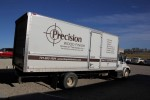 Precision Wood Finish Company Vehicles Gallery