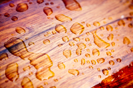 wood staining garrison nd